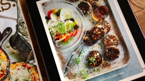 Donna Hay's Beef and Feta Meatballs