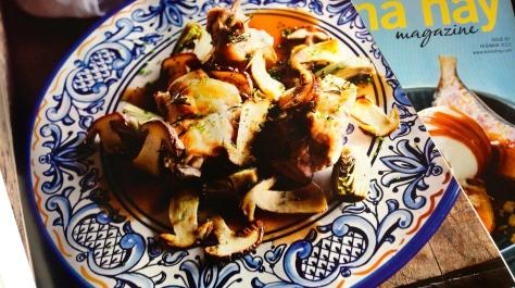 Delicous Magazine's Rabbit & Mushroom