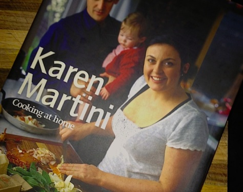 Cooking at Home, Karen Martini