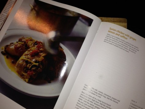 Syrian Chicken Recipe Book