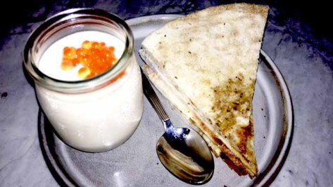 Taramasalata with Pita Bread