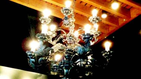 Ash St Cellars Chandelier