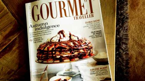 Gourmet Traveller, April 2013