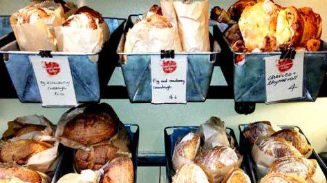 Bourke Street Bakery Loaves