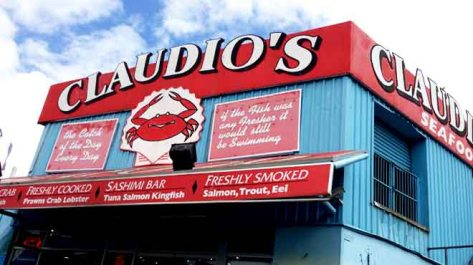 Claudios Sydney Fish Markets