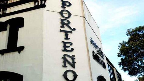 Porteno Restaurant