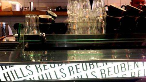 Reuben Hills Coffee  Machine