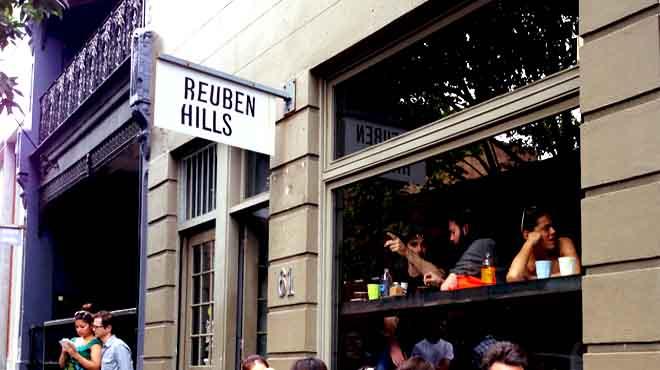 Reuben Hills Front View