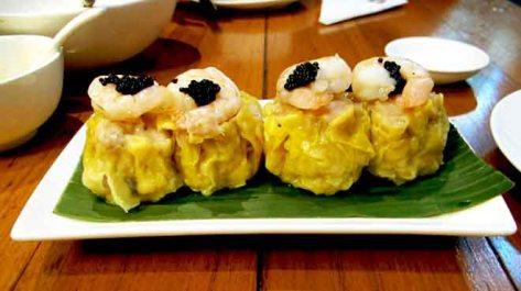 Chicken, Prawn & Mushroom Shui Mai