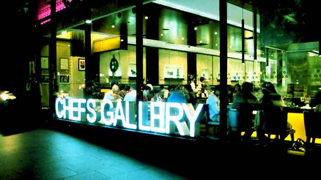 Chef's Gallery