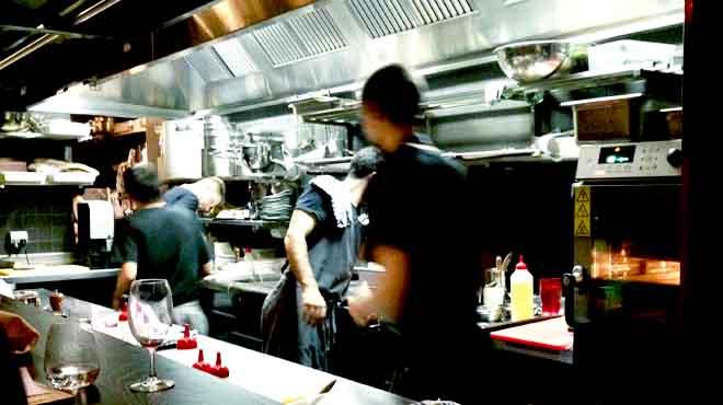 Monopole Kitchen View