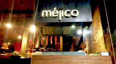 Mejico Sign
