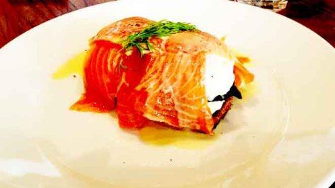 Dill Salmon Eggs