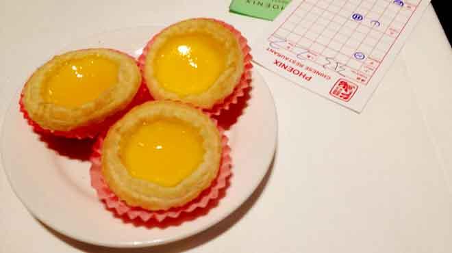 Egg Custard Tarts
