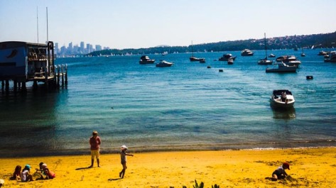 Watsons Bay Beach